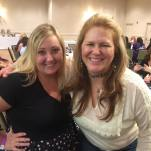 With Kristen Ashley at Wicked Book Weekend 2015