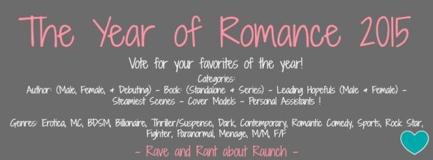 Year of Romance 2015