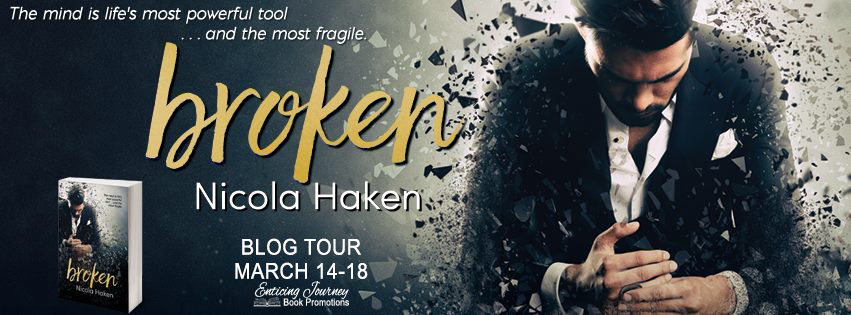 Blog Tour Broken By Nicola Haken Rave And Rant About Raunch