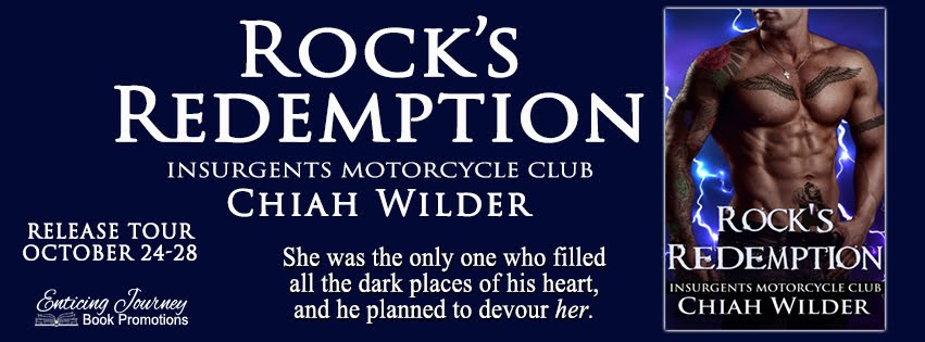 Release Tour Rocks Redemption By Chiah Wilder Rave And Rant